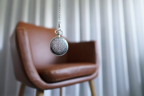 Hypnosis Chair And Pendulum